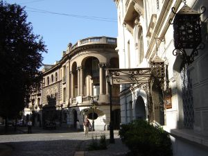 Rua Paris, Santiago