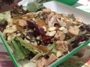 Salada deliciosa!
