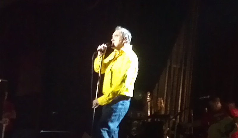 ..Morrissey em BH