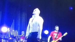 Morrissey em Belo Horizonte