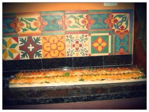 Pão de metro da Marília de Dirceu